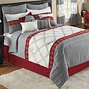 Vail 10-Piece Bed Set and Window Treatments