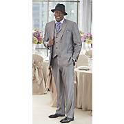 men s patrick hat  3 pc  suit  shirt set   forsythe shoe