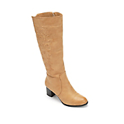 Side Swirl Boot by Midnight Velvet