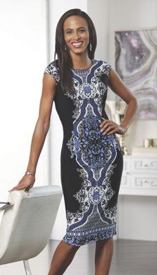 Miranda Sheath Dress