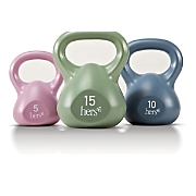 30-Lb. Kettlebell Weight Set