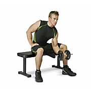 Utility Weightlifter's Bench