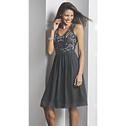 Shades of Gray Party Dress