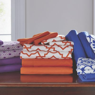 2-Pack Microfiber Sheet Set