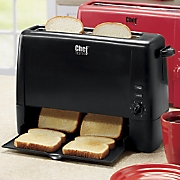chef tested toast  n serve by montgomery ward