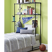 Headboard Storage Rack