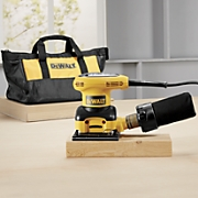 Palm Grip Sander Kit by Dewalt