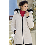 Snowbird Coat by Halifax