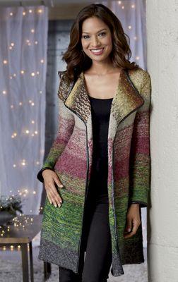 Olivia Sweater Coat