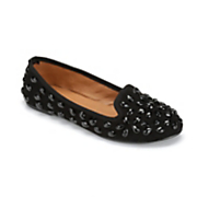 Women's Elle Embroidered Flat by Monroe & Main