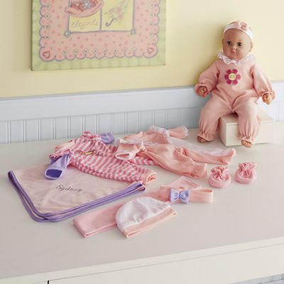 Personalized Doll Set