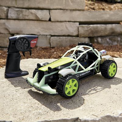 RC Glow-In-The-Dark Sand Buggy