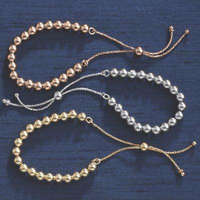Bead Adjustable Bracelet