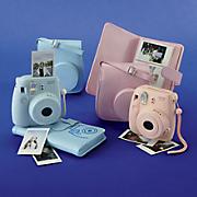 Instax Mini Camera Bundle with Film by Fujifilm