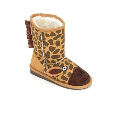 Zoo Babies Boots by Muk Luks<sup class='mark'>&reg;</sup>