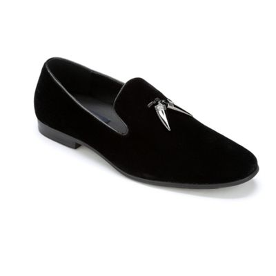 Men's Velvet Loafer by Giorgio Brutini