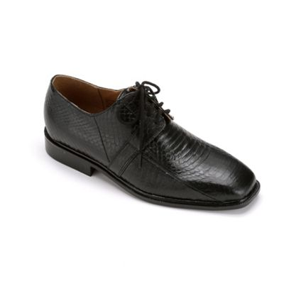 Men's Snake Lace Up Shoe by Giorgio Brutini