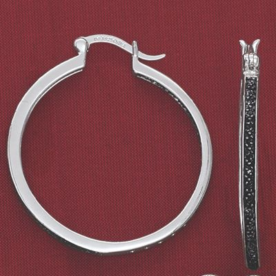 Black Diamond In/Out Round Hoops