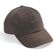 Men's Washed Cord Baseball Cap