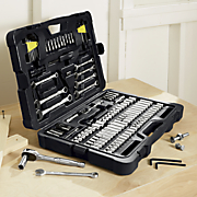 145 pc  mechanics tool set by stanley