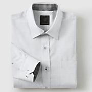 Men's Under-Button Collar Shirt