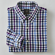 Button-Down Collar Shirt