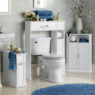 Shutter Door Bathroom Furniture