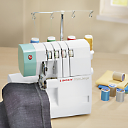 stylist serger by singer