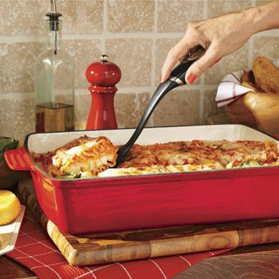 6-Qt. Cast Iron Lasagna Pan