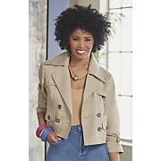 stella crop jacket 95