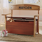 Personalized Bench
