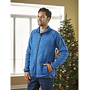 Full-Zip Sweater Fleece