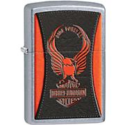 Harley Zippo Lighter