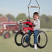 Case IH Tractor Tire Swing