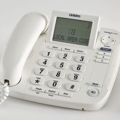 Loud &amp; Clear Speakerphone by Uniden<sup class='mark'>&reg;</sup>