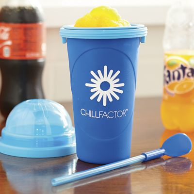 Tutti Fruity Slushy Maker by Chill Factor