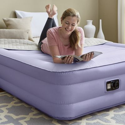 Queen-Sized Fusion Aire Mattress by Simmons