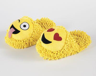 Women's Emoji Slippers