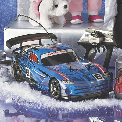 Urban Ridez Dodge Blue Viper