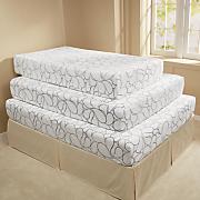 gel foam memory mattress