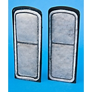 prism aquarium 2 pack replacement filter