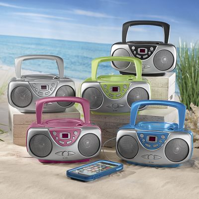 Portable CD Player with AM/FM by Sylvania