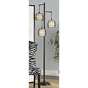 triple the light floor lamp