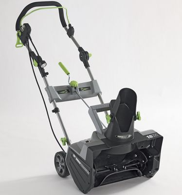 "Earthwise 18"" Electric Snow Blower"
