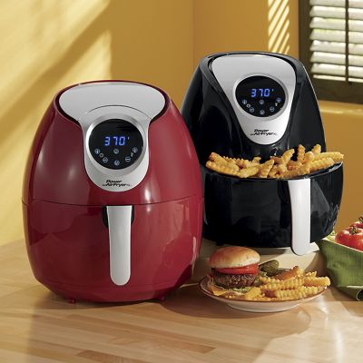 3.4-Qt. Power Air Fryer XL