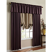 Madison Valance and Tie Up Shade