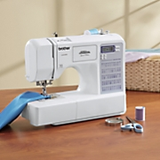 50-Stitch Limited Edition Project Runway Sewing Machine by Brother