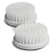 2 Rotating Facial Brush Replacement Heads by Pretika