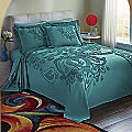 Fantasia Chenille Bedding
