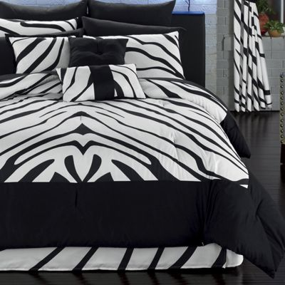 14-Piece Urban Jungle Bedding Set